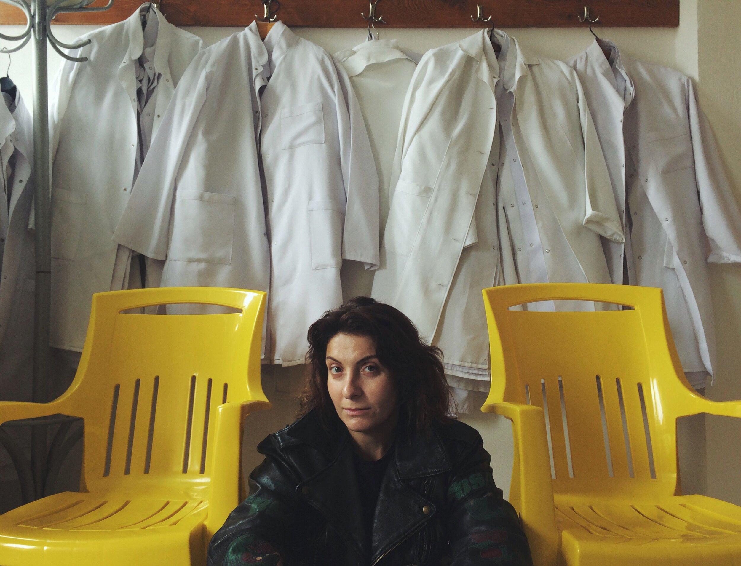 Анна Бурячкова про дорослість, візуальний сторітелінг і свій повнометражний дебют