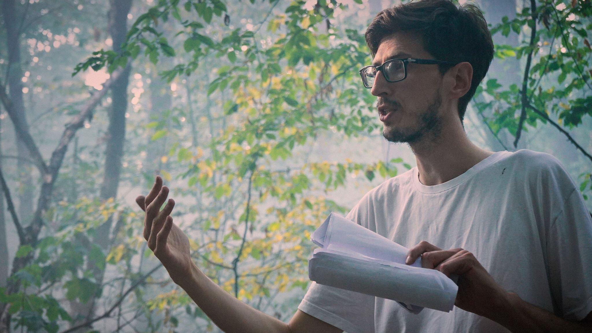 Станіслав Битюцький про свій майбутній фільм, революційні злами та пост-горор жанр в кінематографі