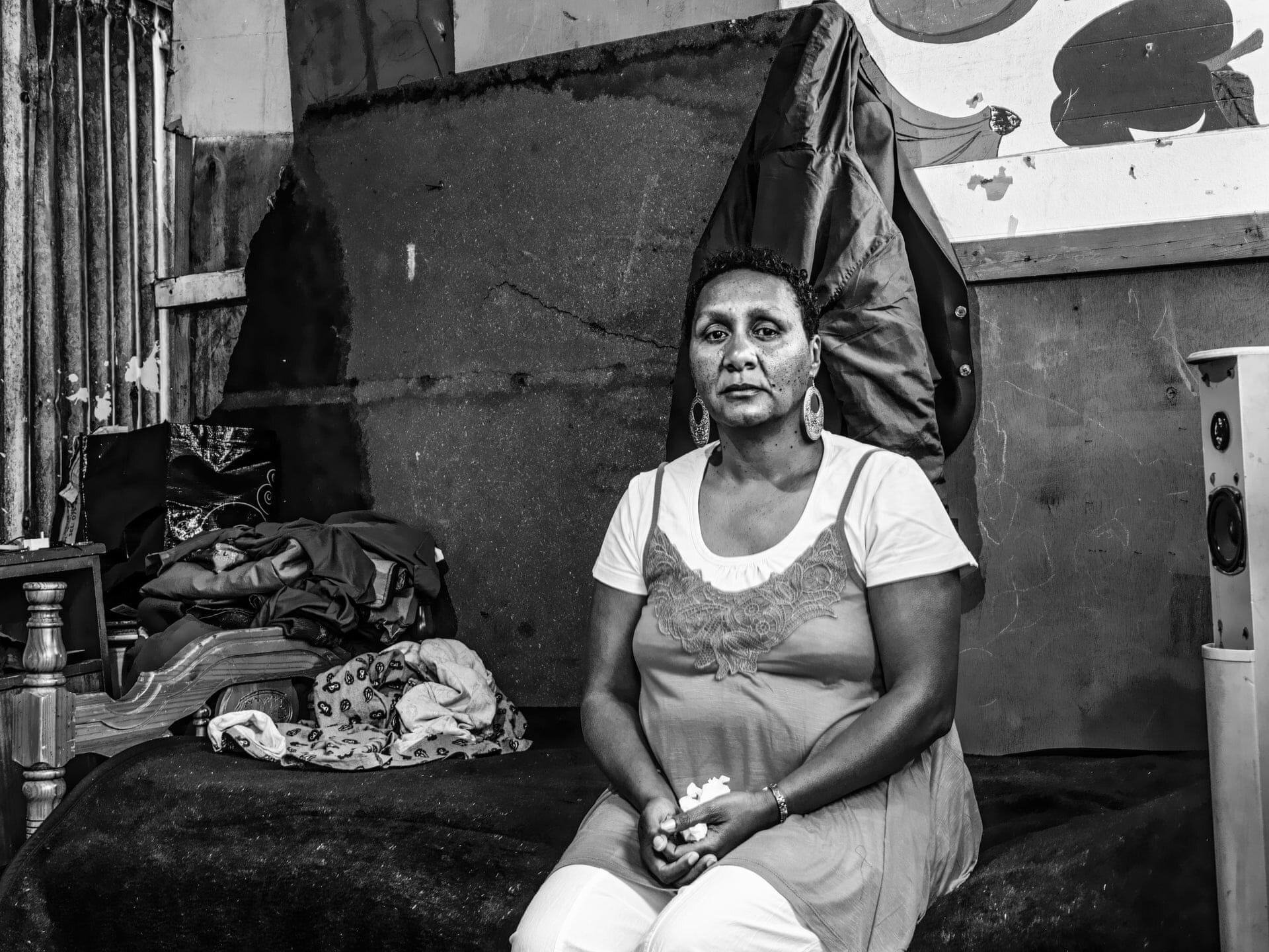 10 світлин: портрети злочинців та жертв Девіда Голдблатта