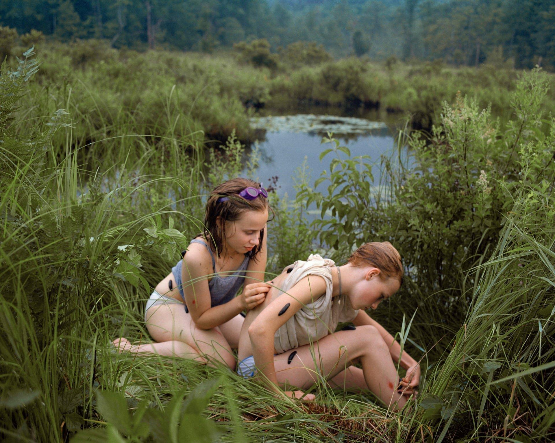 10 світлин: дівчата-підлітки в об'єктиві Джастін Курланд