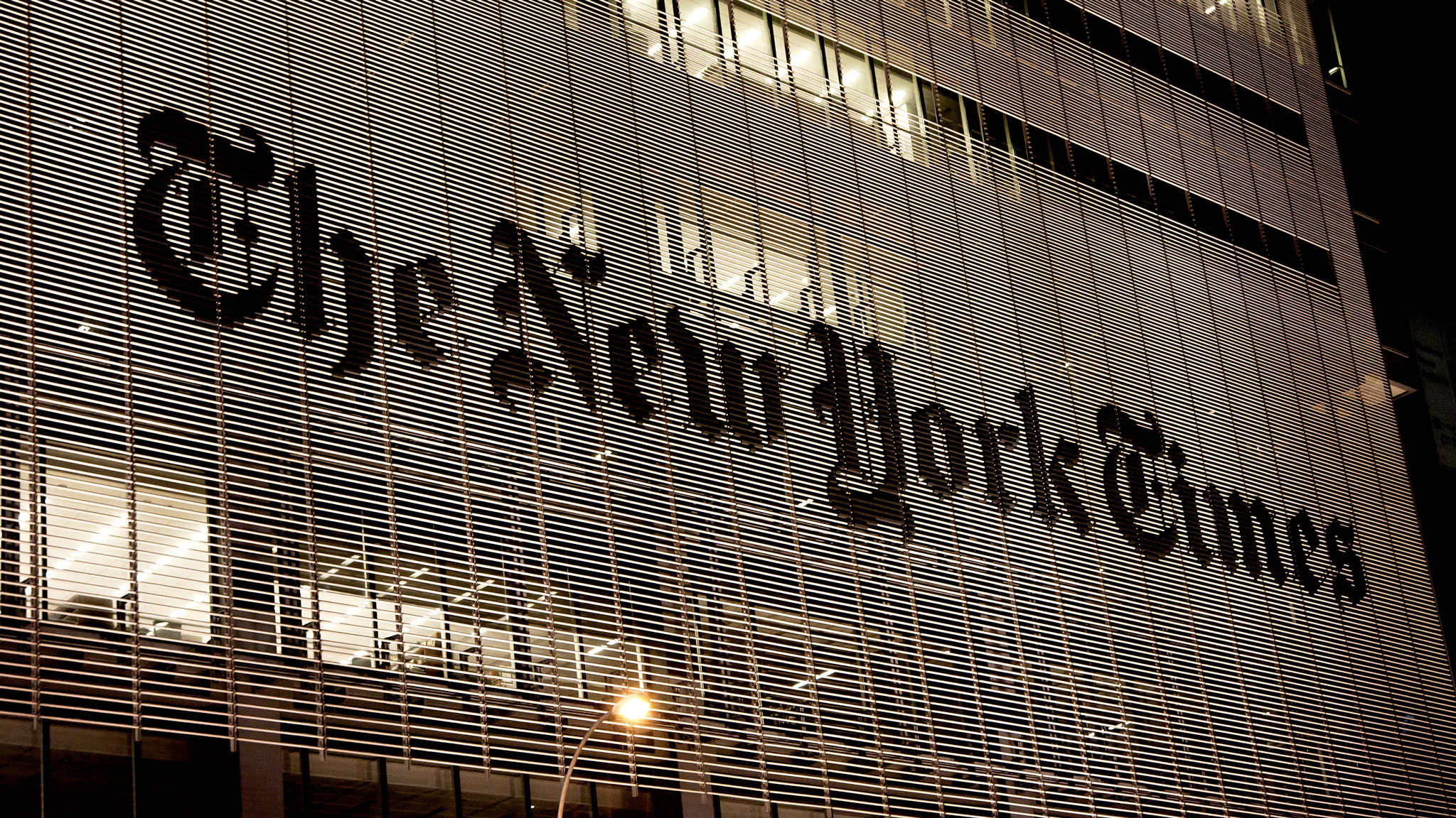 The New York Times присвятив номер жертвам COVID-19