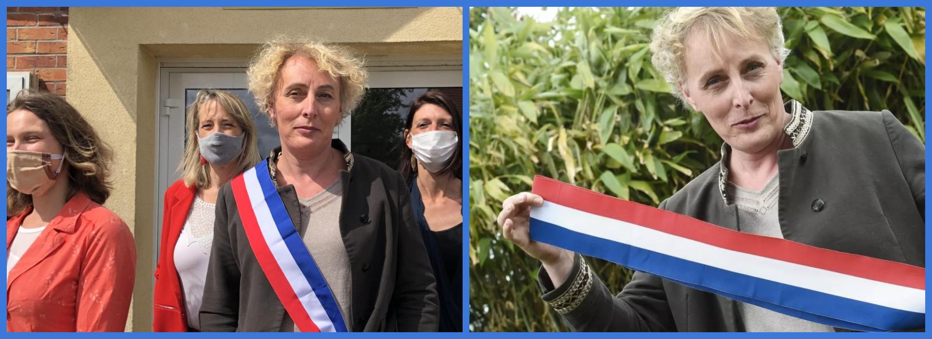 У Франції вперше обрали мером трансґендерну жінку