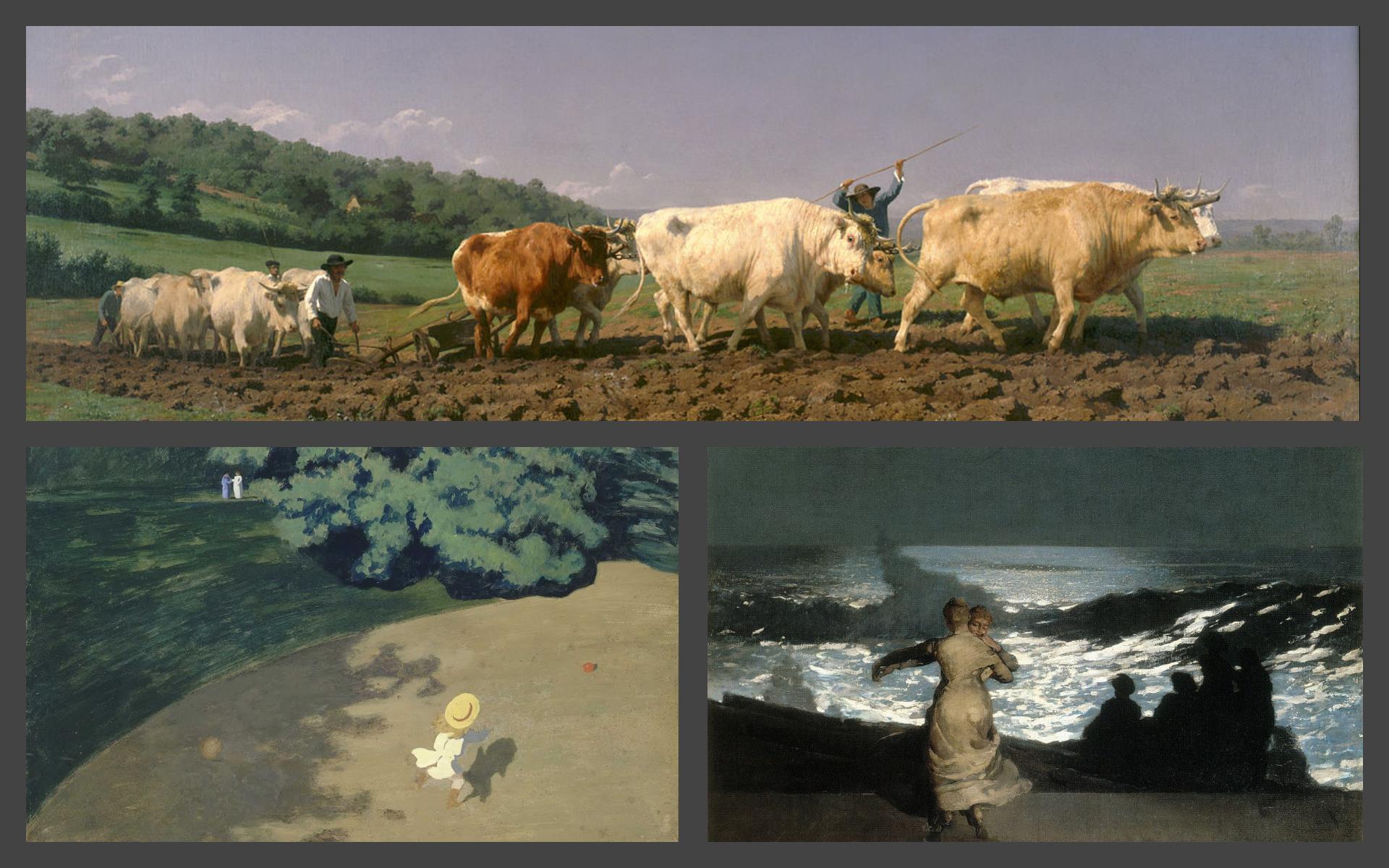Художники діляться в інстаграмі улюбленими картинами з Музею д'Орсе