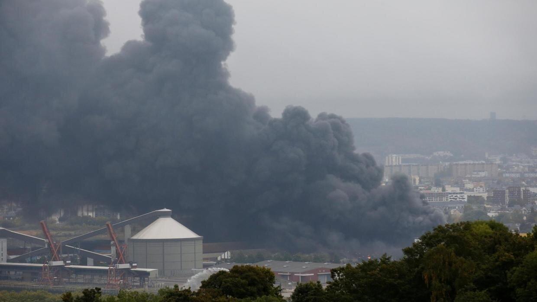 Вибух на хімічній фабриці в Венеції загрожує токсичним димом