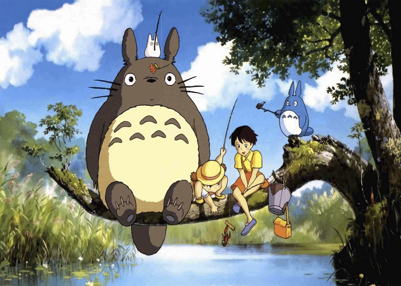 Студія Ghibli виклала онлайн-екскурсії музею