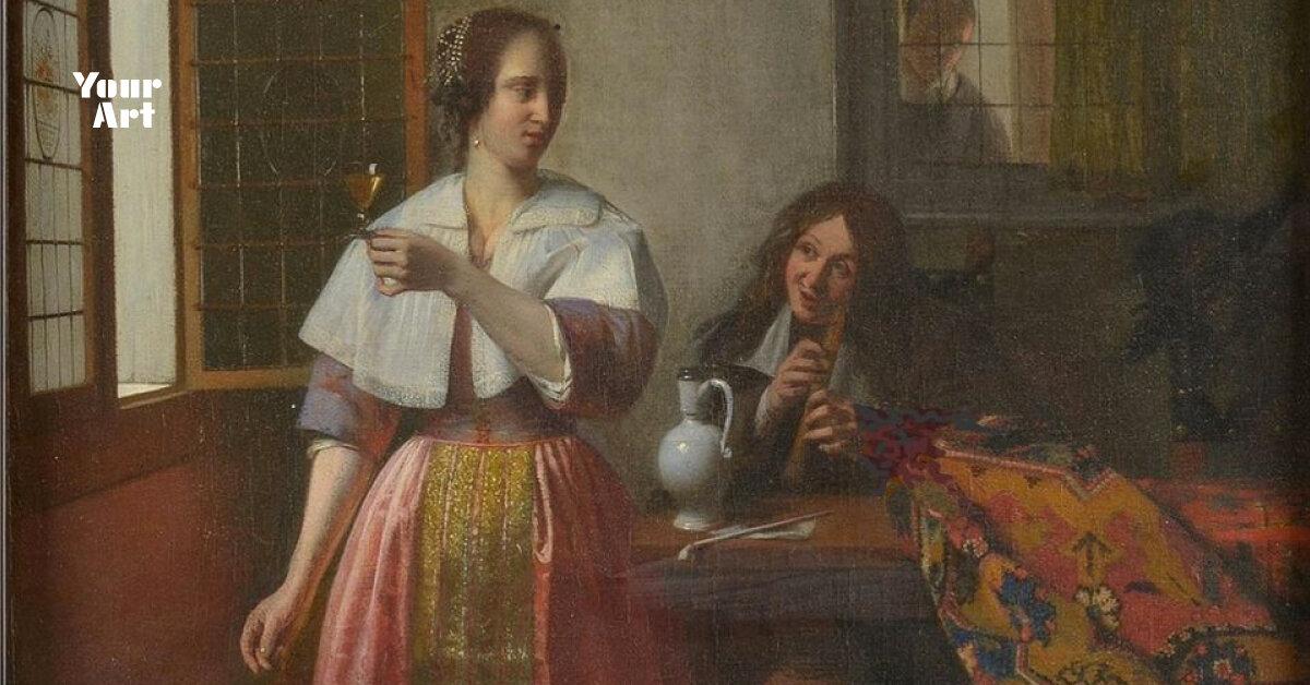 У Антверпені ймовірно знайшли картину Яна Вермера