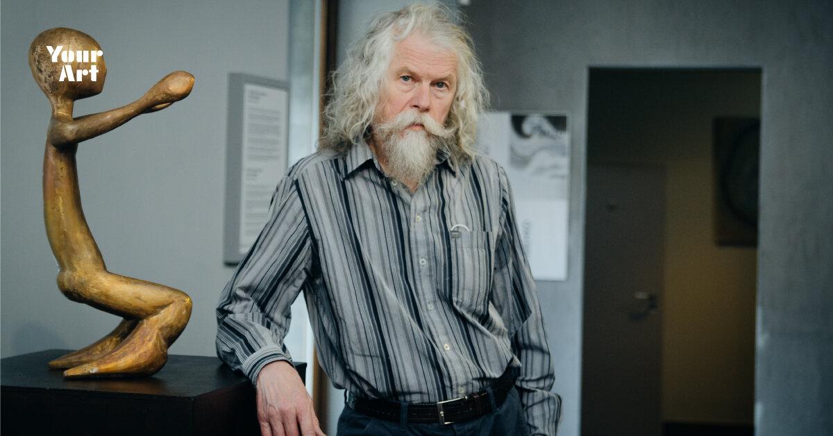Микола Кривенко про мистецьку лабораторію «Живописного заповідника» та навчання у Григорія Гавриленка