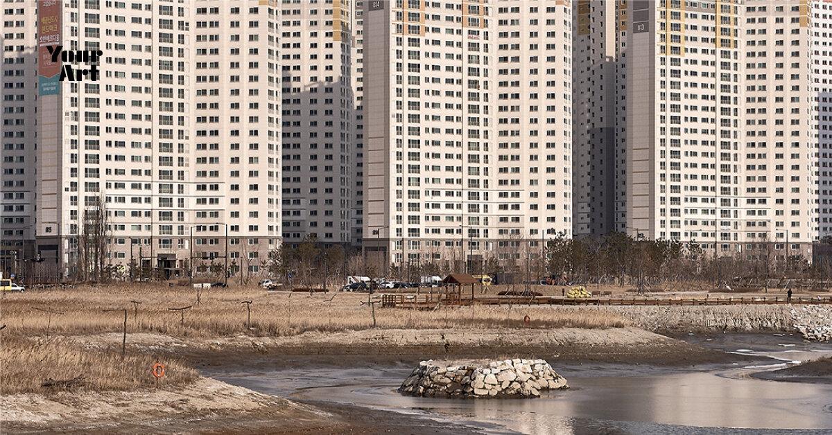 Фотограф зробив проєкт про спальні райони Південної Кореї