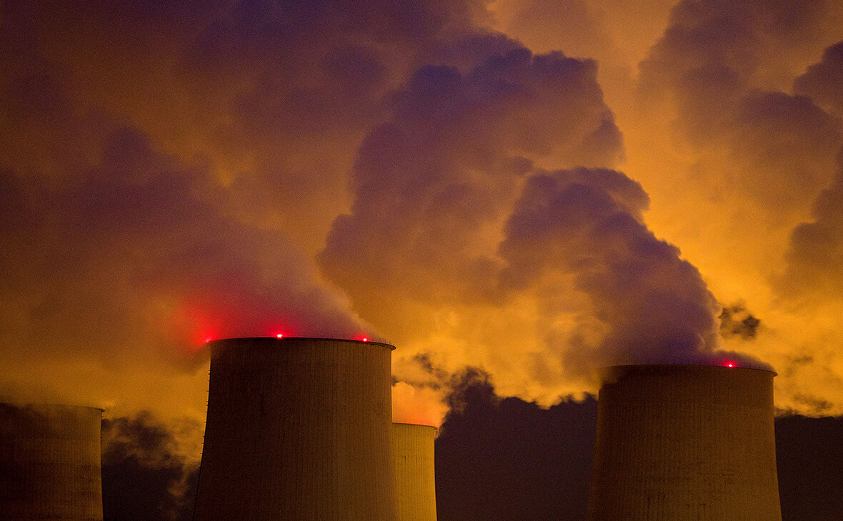 Концентрація вуглекислого газу зросла до рекордного рівня