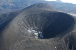 Голод у Римській імперії спричинило виверження вулкану