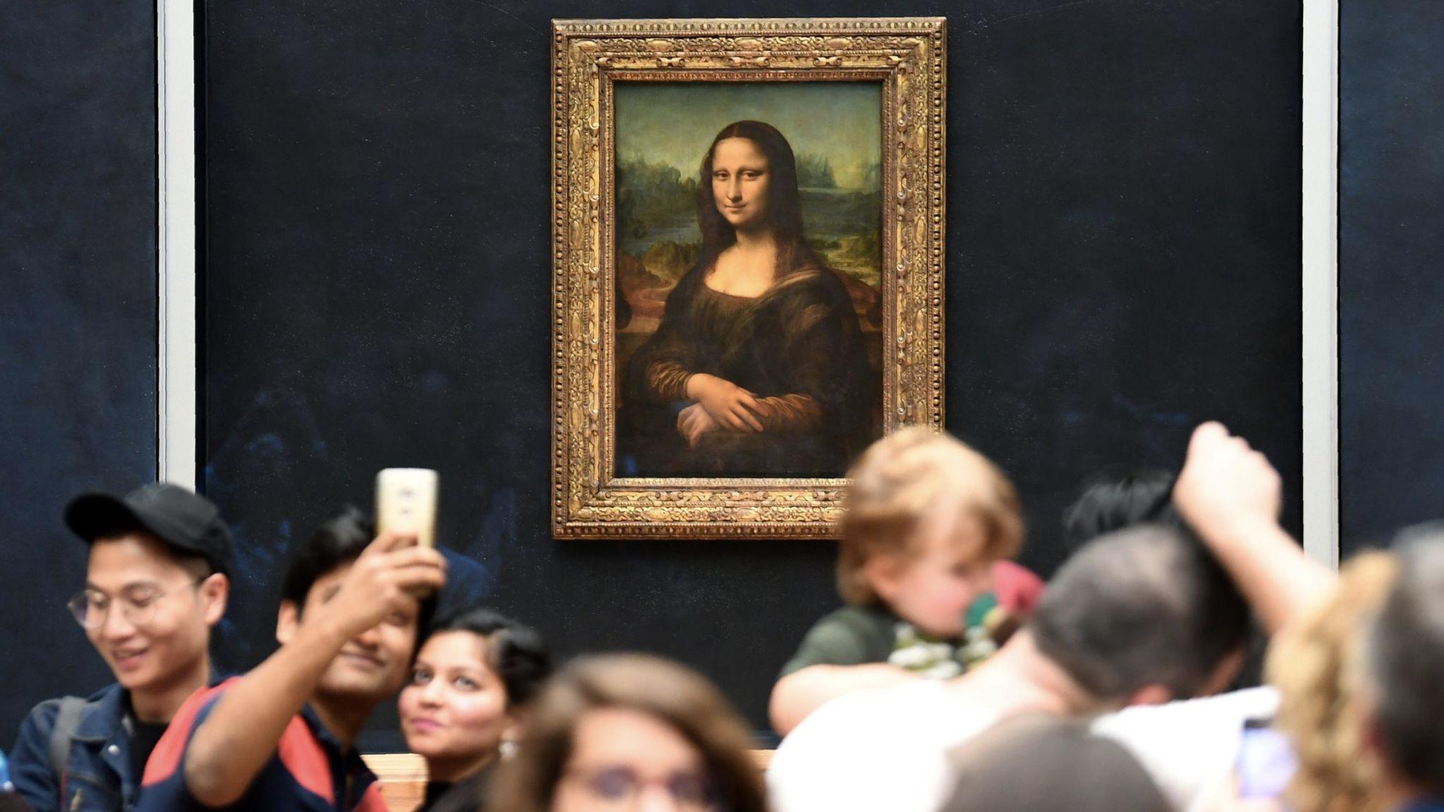 Тепер «Мону Лізу» можна побачити сам на сам