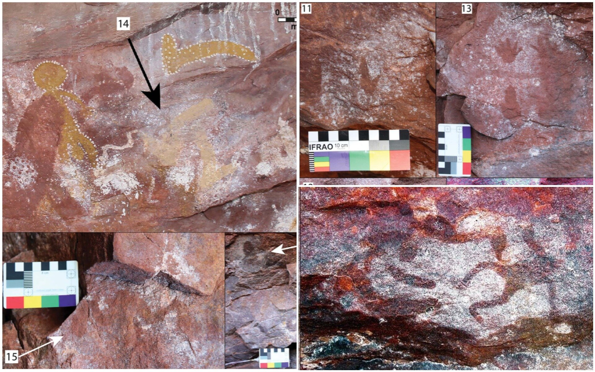 Археологи можливо розкрили загадку австралійських печерних малюнків