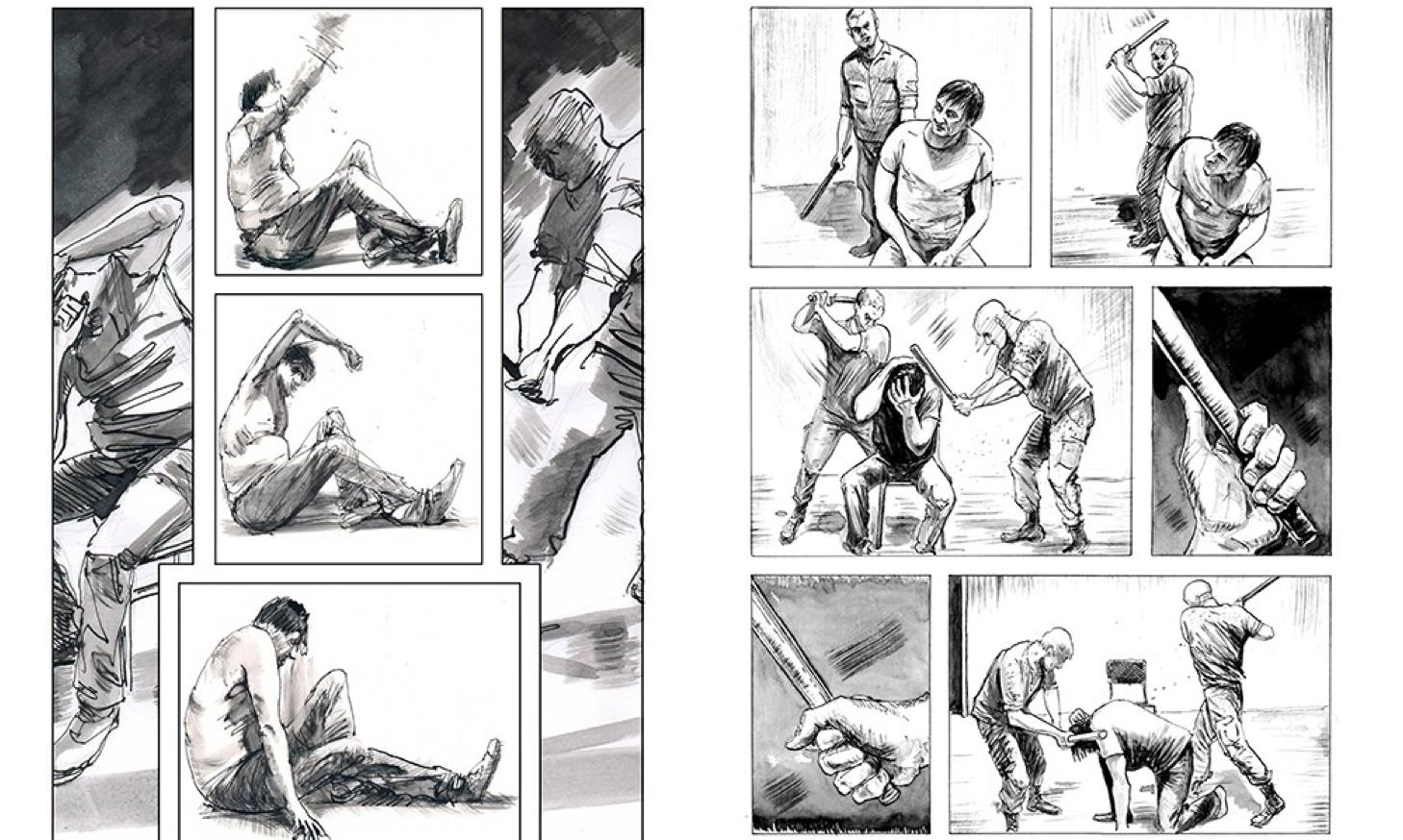 Трансформація конфліктів за допомогою візуального мистецтва