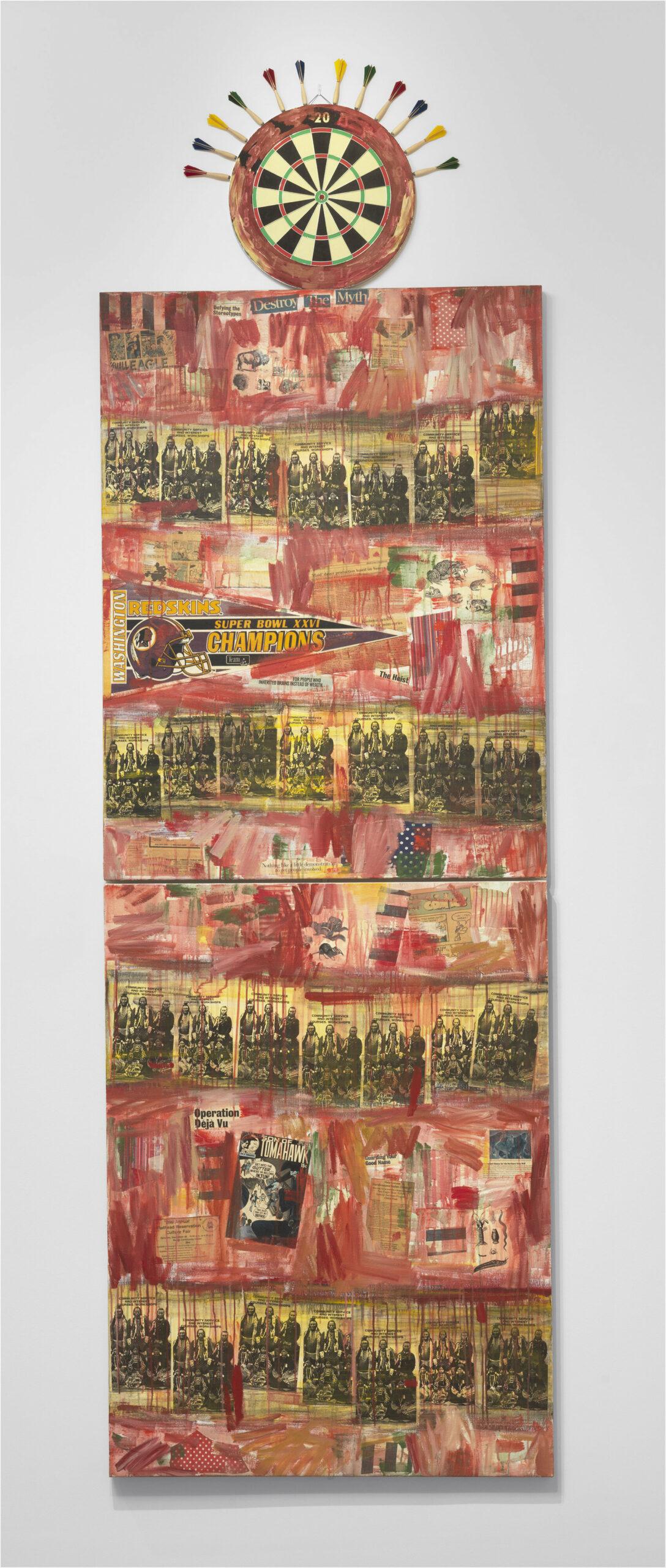 Національна художня галерея США вперше придбала картину корінної американки