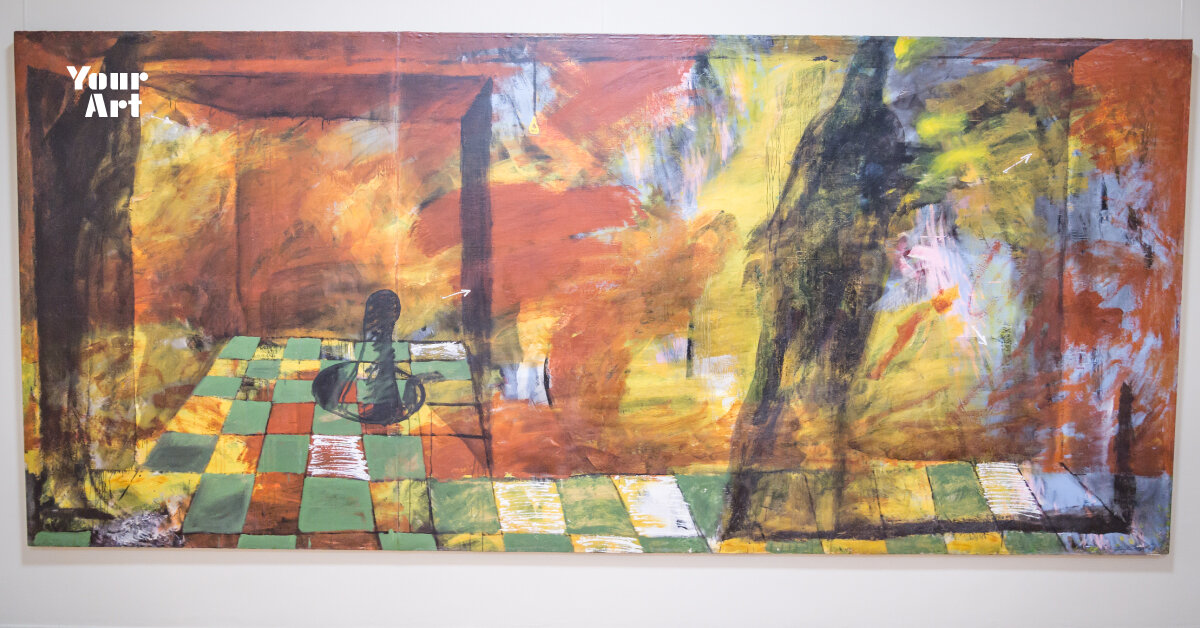 У Міністерстві закордонних справ України відкрили виставку сучасного мистецтва