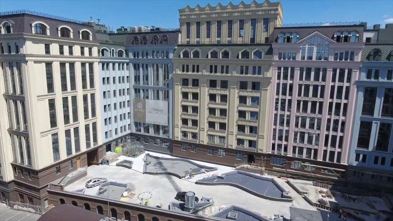 На Подолі хочуть збудувати 9-ти поверховий торговельно-офісний центр