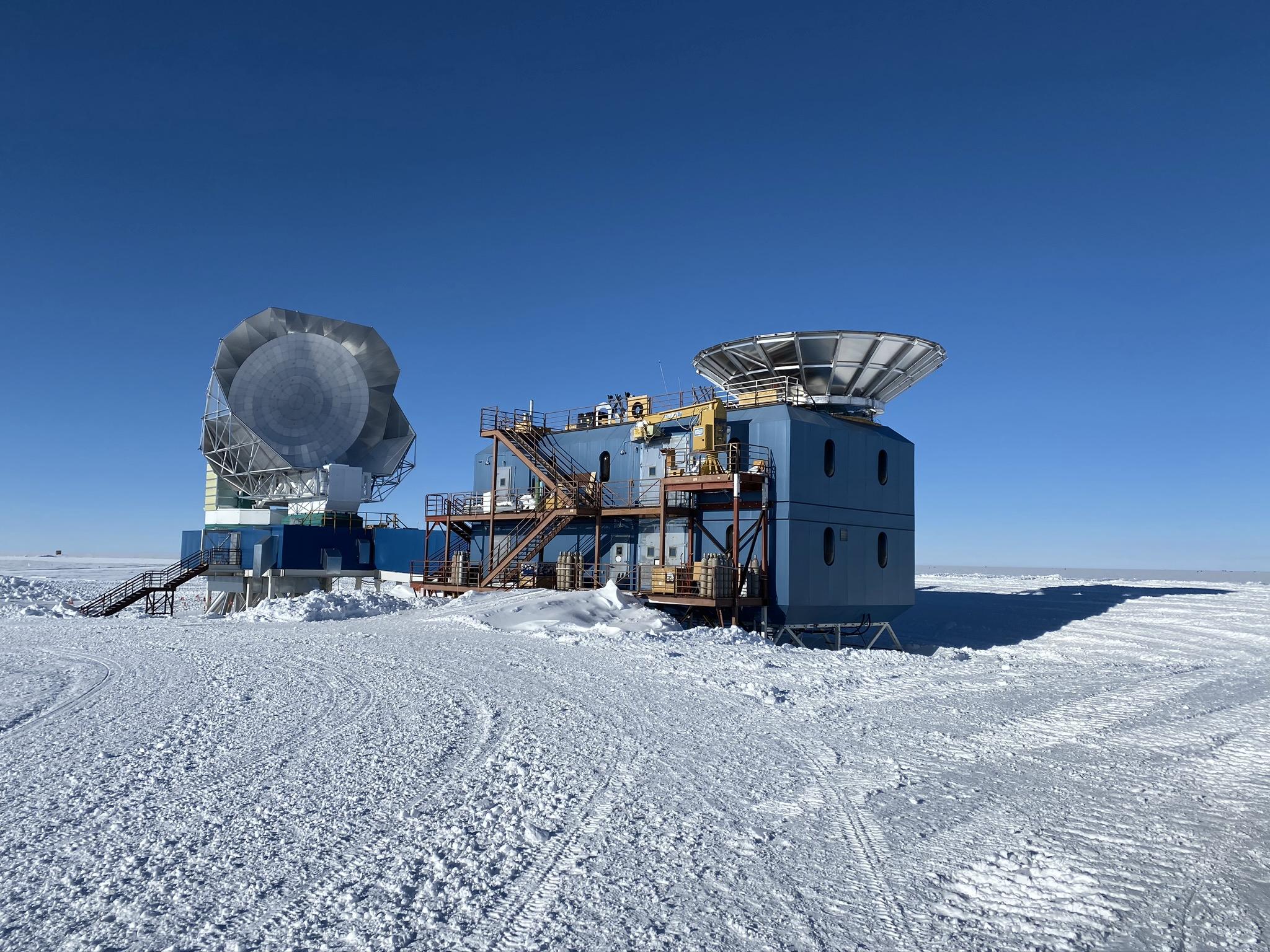 Встановлено, що на Землі найшвидше нагрівається Південний полюс