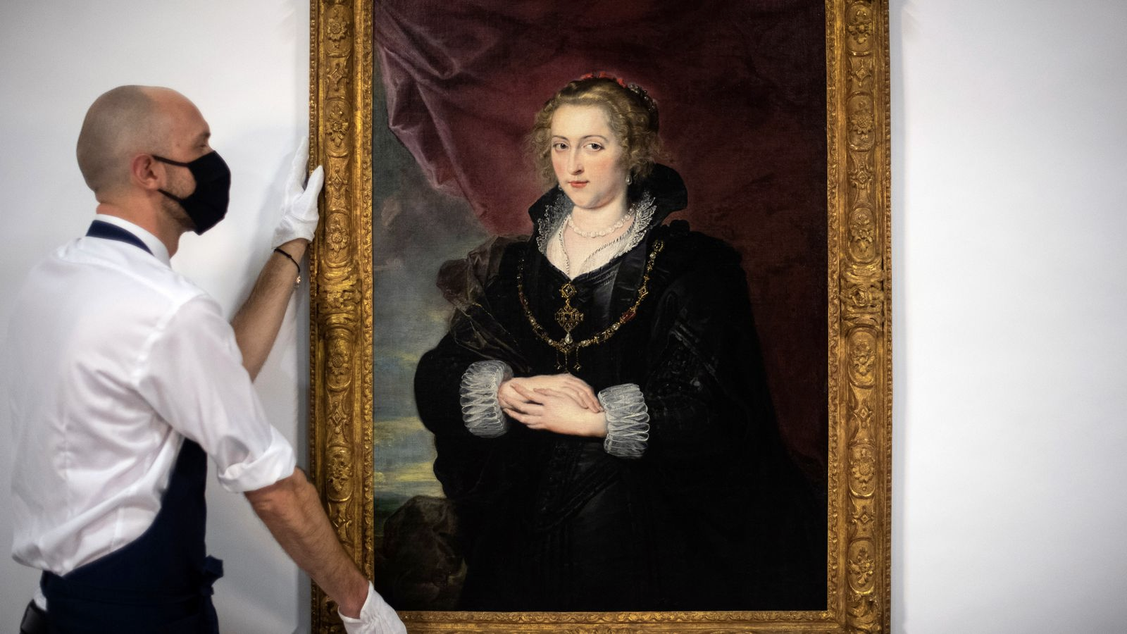 У Лондоні знайшли втрачену картину Рубенса