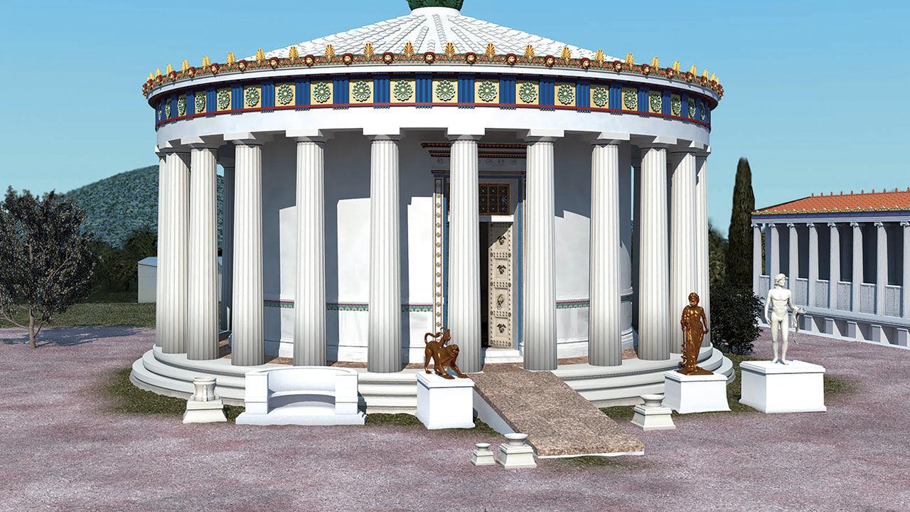 Пандуси для людей з інвалідністю придумали ще в Стародавній Греції