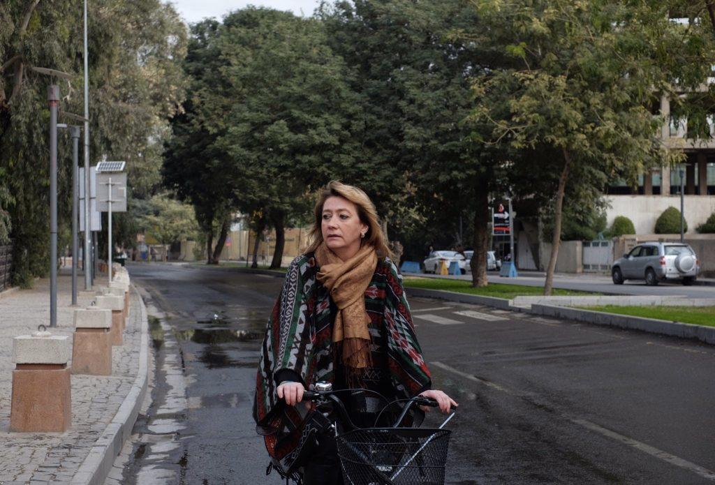 Німецьку кураторку, яку викрали у Багдаді, звільнили