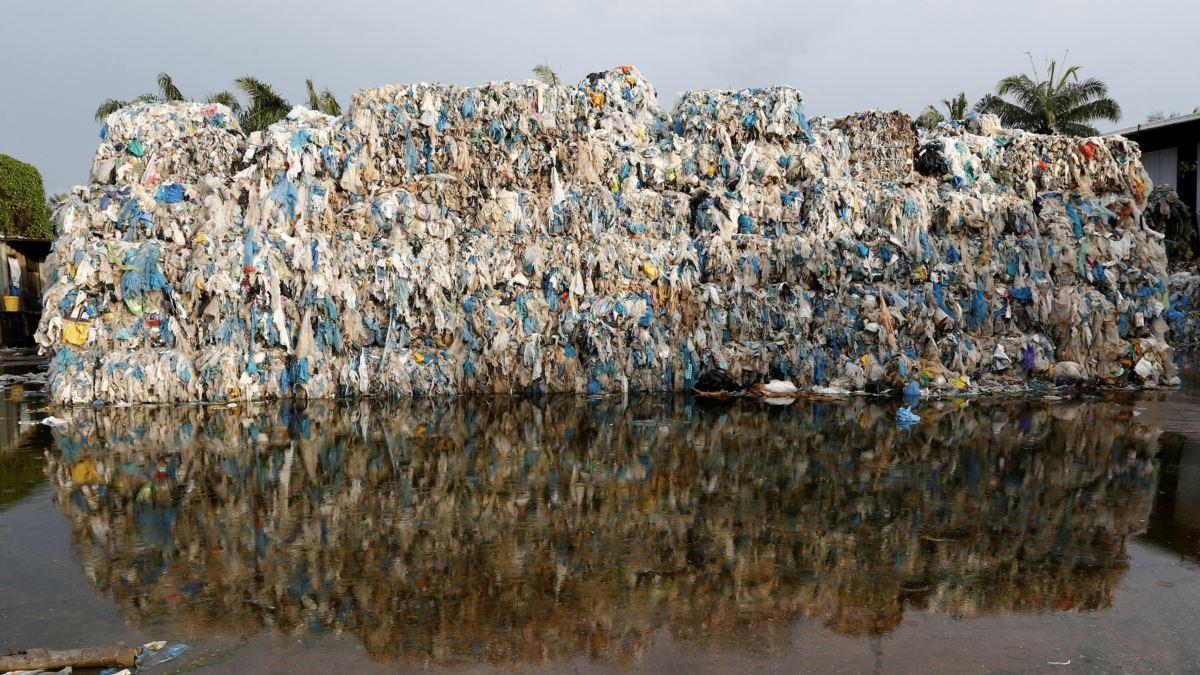 ООН: за час пандемії у світі виросла кількість сміття з пластику