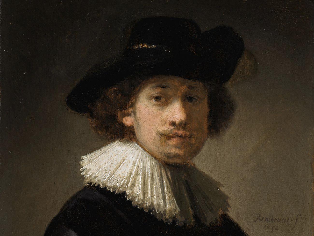Автопортрет Рембрандта встановив новий рекорд на торгах Sotheby's
