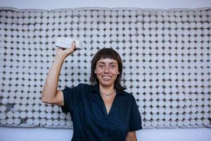 Жанна Кадирова про фестивалі, резиденції та мандрівки