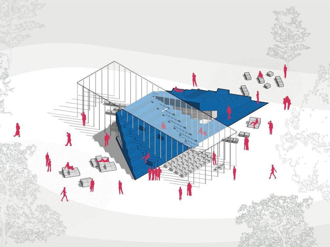 House of Europe представив мобільний культурний павільйон