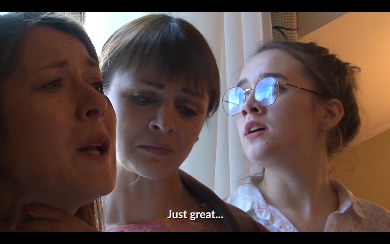 Александр Стешенко:«Я просто хочу поднять украинский ваш кинематограф с колен»