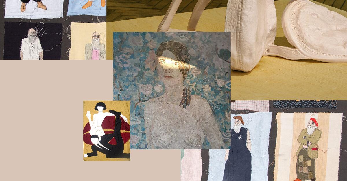 Аліна Копиця: «Мій оголений автопортрет досі висить у мами в спальні»
