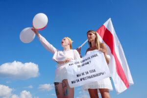 О Беларуси: 5 записей белорусских художников и художниц о протестах
