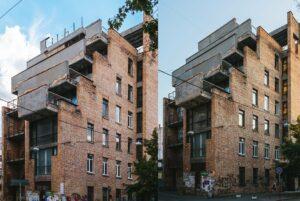 У Києві в поліклініці на Рейтарській обвалились балкони