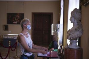 Влада Ралко: «Мені видається набагато вагомішим питання мистецтва як вибору та, відповідно, спроможність жінки обирати»