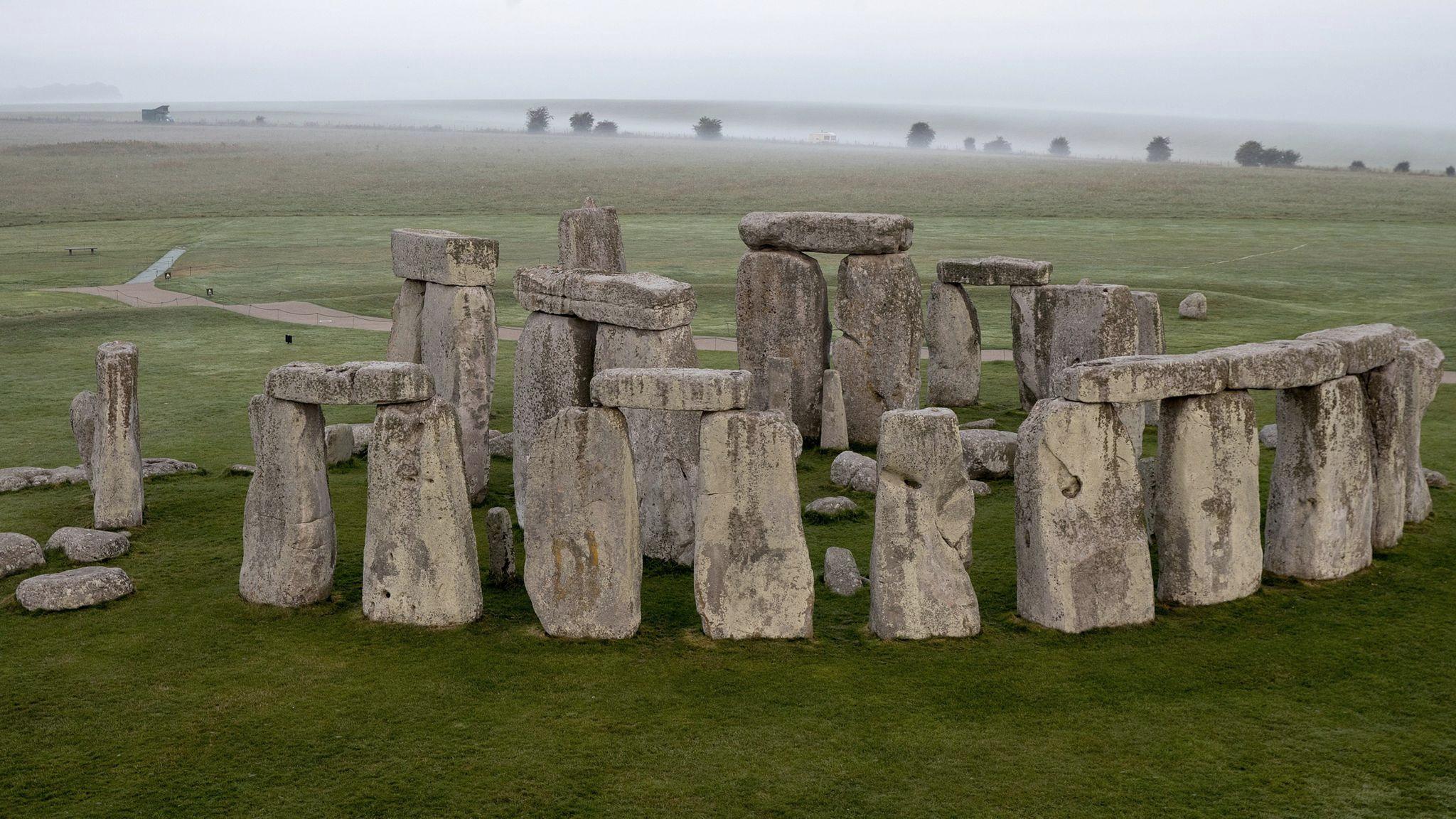 Дослідники розгадали загадку каменів Стоунхенджу