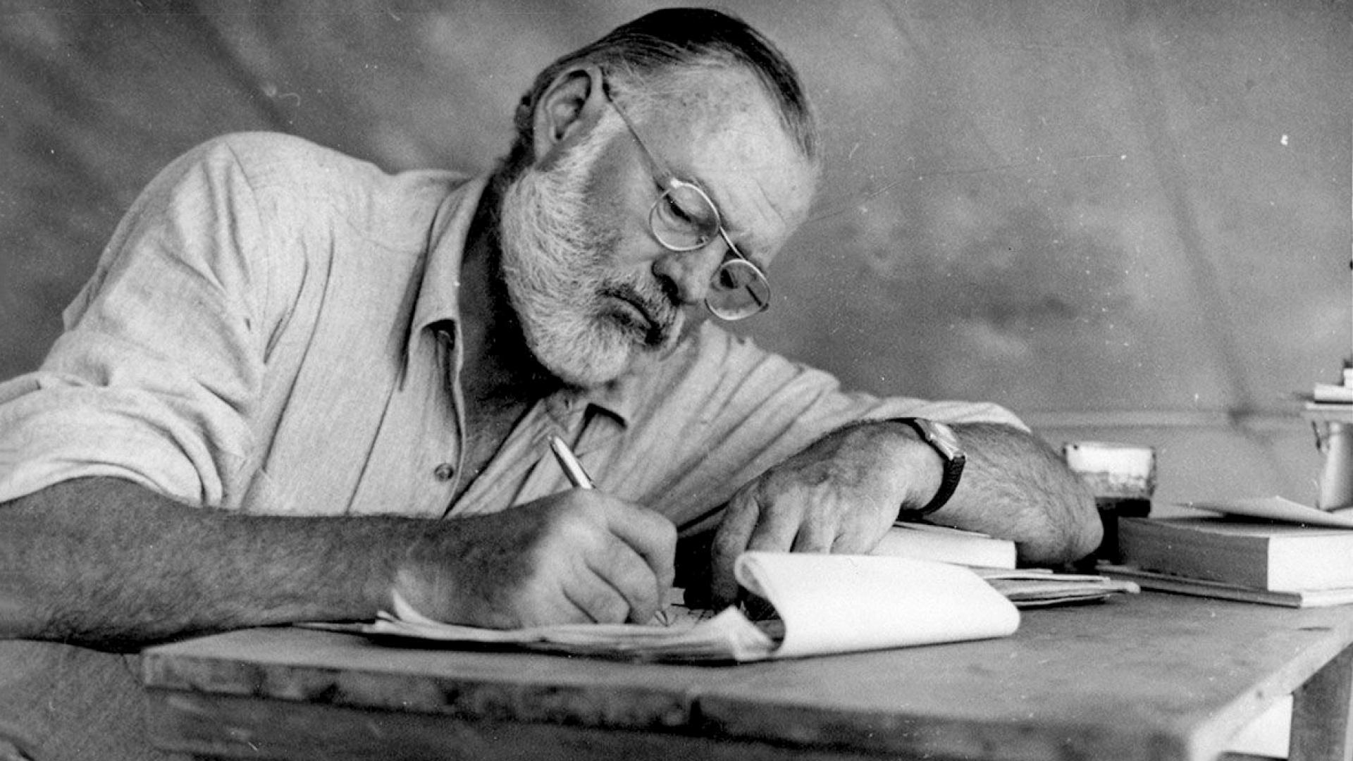 Дослідження: твори Гемінґвея друкували з помилками
