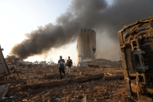 ЮНЕСКО, ICOM і Лувр допоможуть культурним інституціям Бейруту