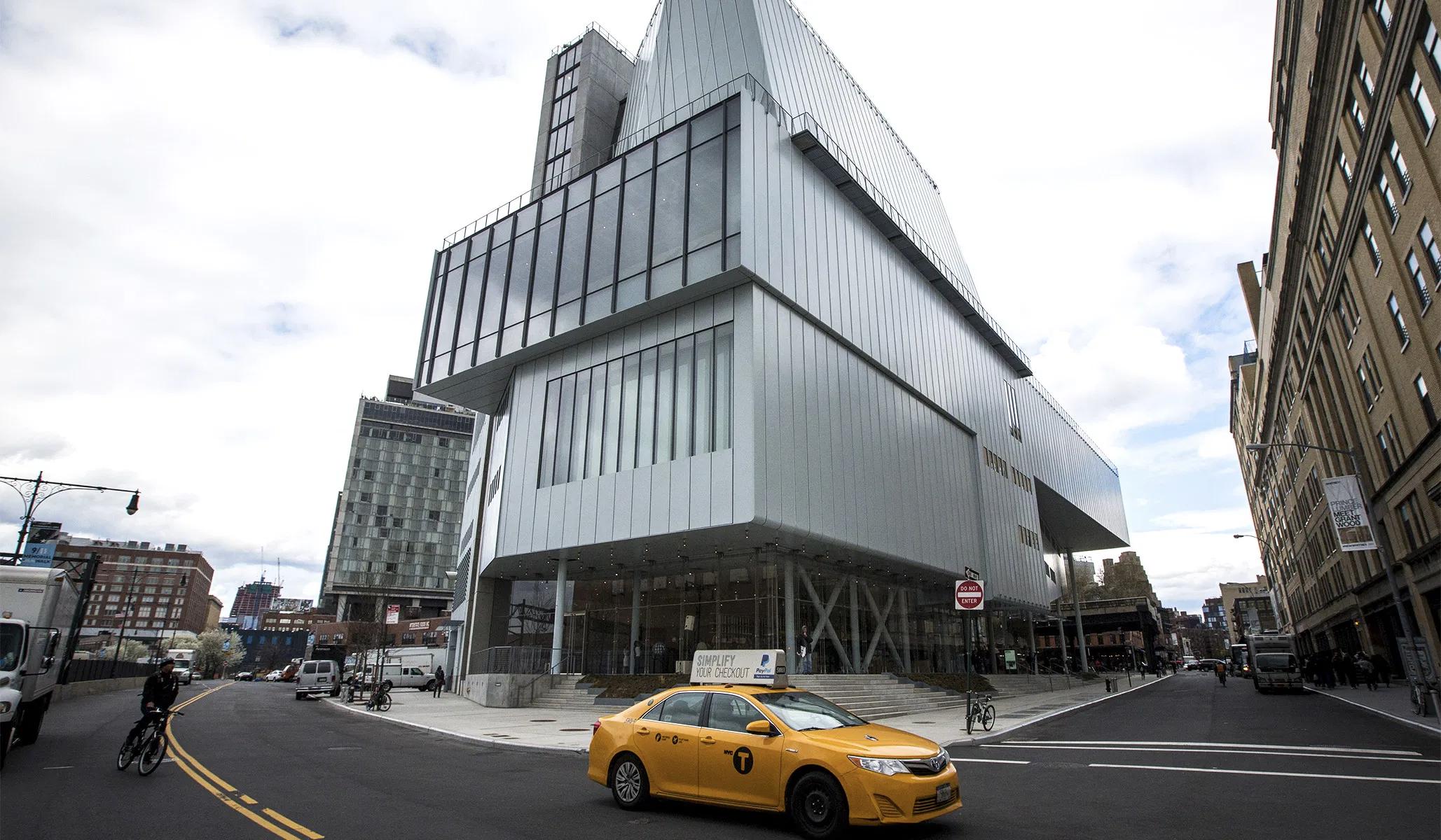 Музей Вітні посварився з художниками через виставку, присвячену BLM та COVID-19