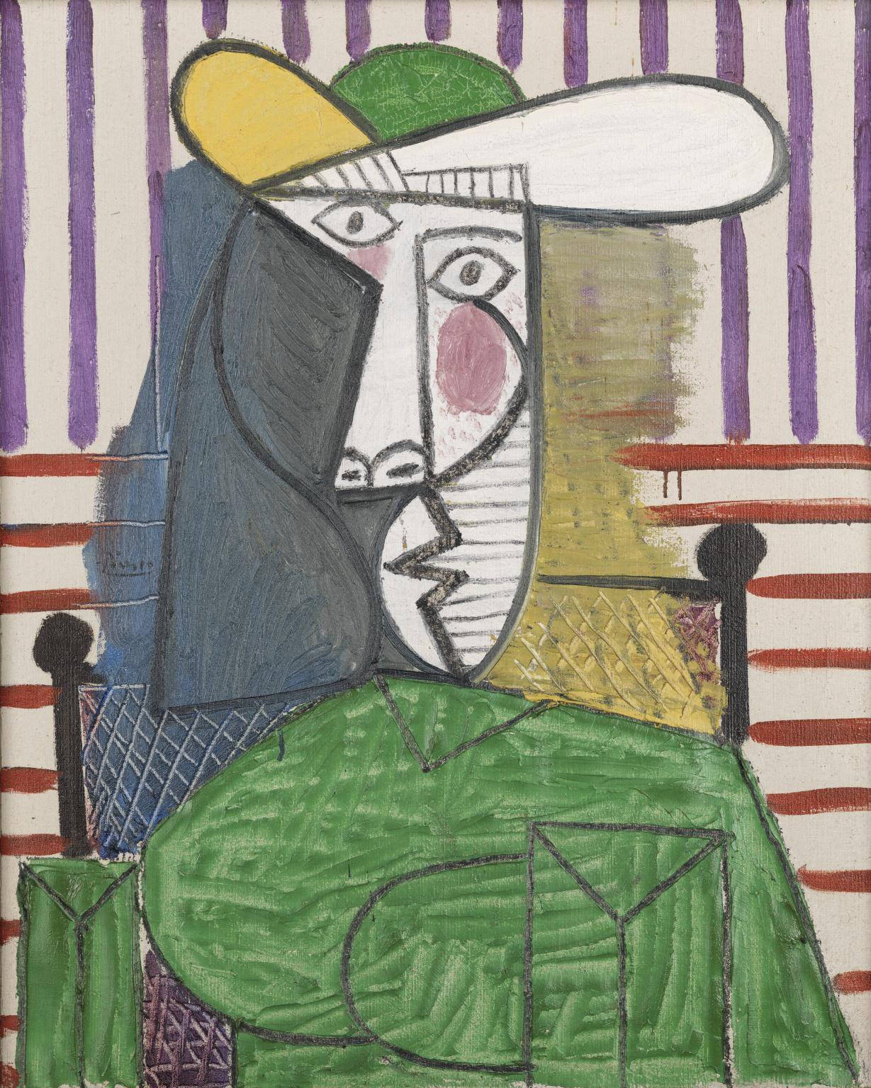 Студент, що пошкодив картину Пікассо, сяде за ґрати