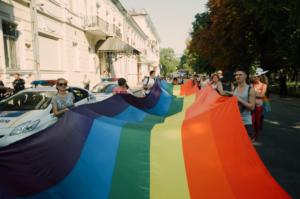 В Одесі зірвали ЛГБТК+ марш