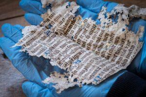 У Британі в столітній садибі знайшли приховані церковні рукописи