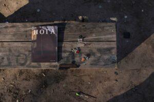 Журнал художественной документалистики «Нога»: разговор с Филиппом Олеником и Лизой Билецкой
