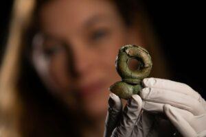 У Лондоні вперше покажуть одну з найбільших знахідок бронзової доби
