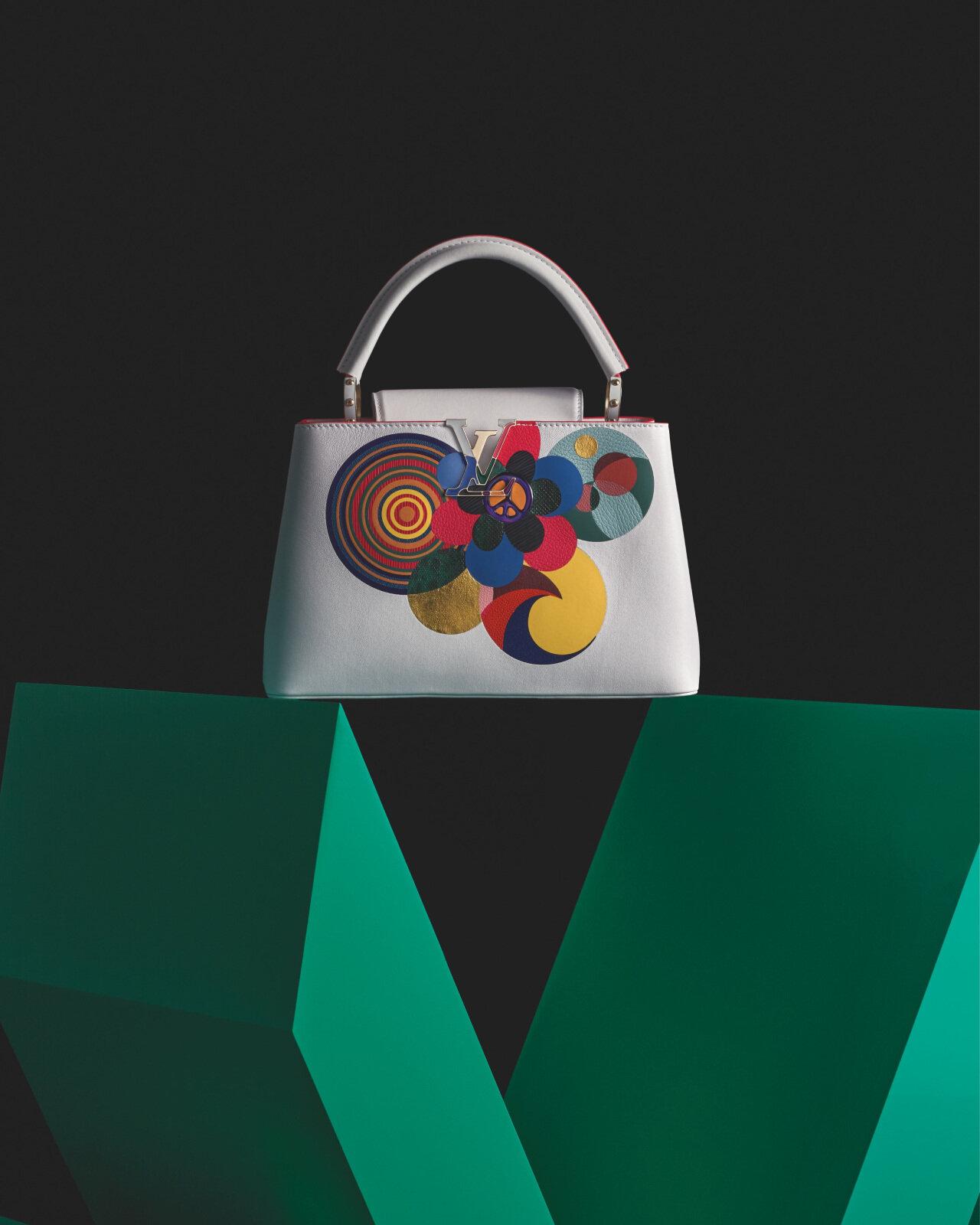 6 художників розмалювали сумки Louis Vuitton