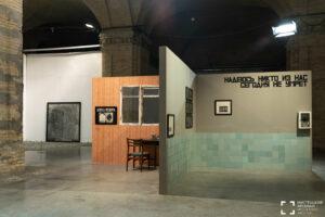 Искусство вырезания истории: о выставке «Отпечаток» в Арсенале