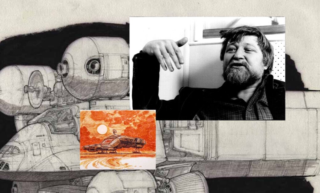 Художник та ілюстратор фільму Рон Кобб помер на 83 році життя