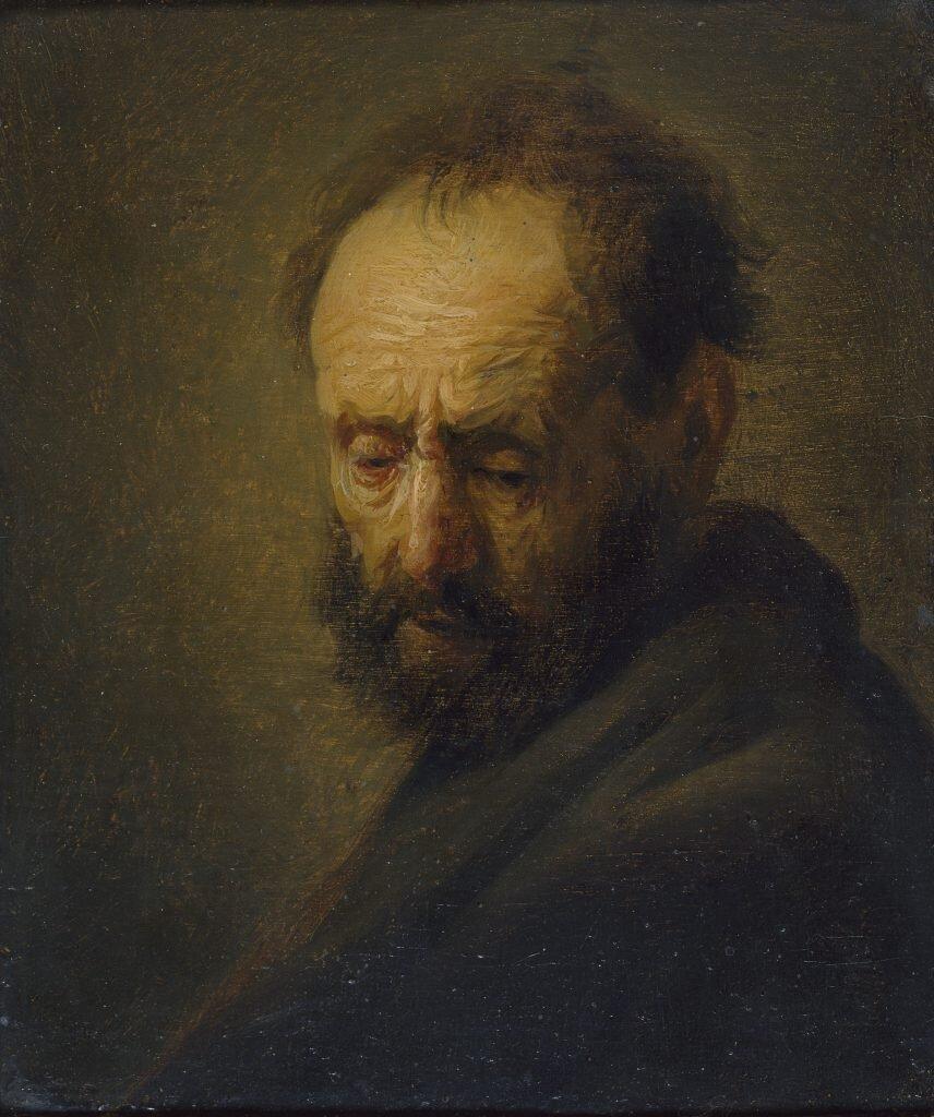 В Оксфордському музеї, можливо, зберігається картина Рембрандта