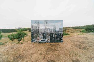 Страх смерті та боротьба із фотографіями Олексія Зінченка у ботанічному саду