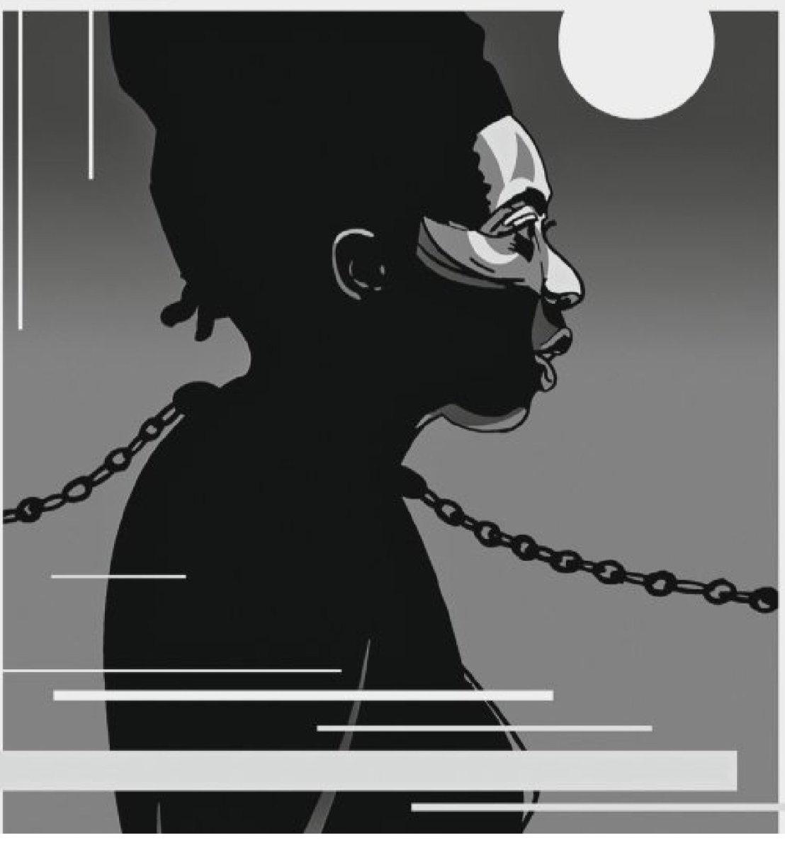 Французький ультраправий журнал зобразив темношкіру депутатку з ланцюгом на шиї