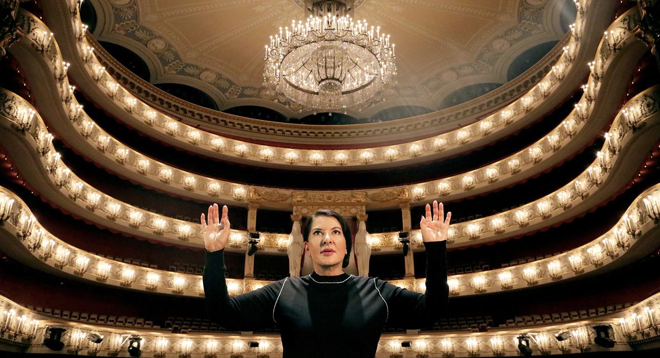 Марина Абрамович покаже оперу в Мюнхені