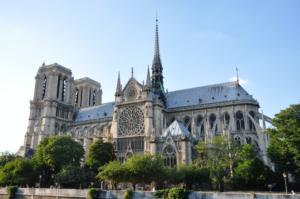 Собор Паризької Богоматері знову відкриють